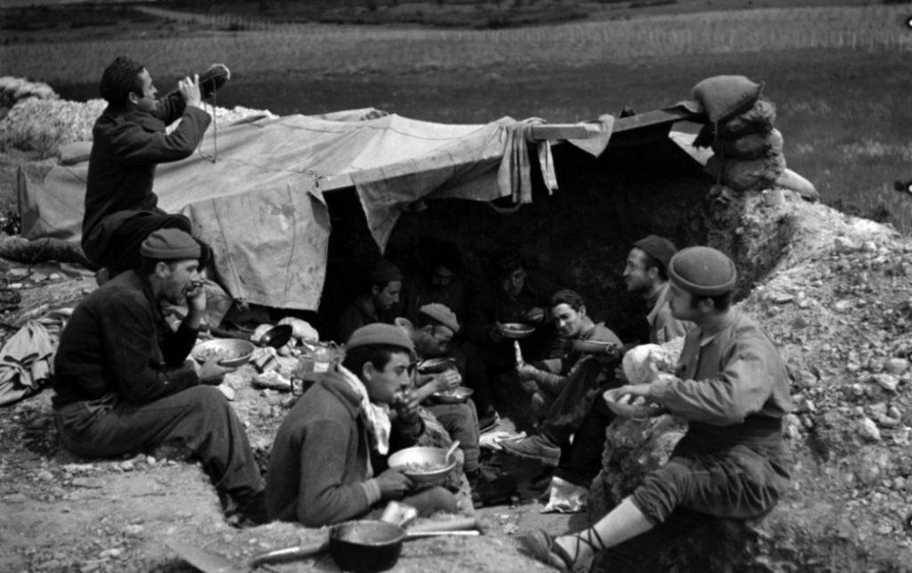 Lost in translation trinchera Guerra Civil Española Fides Traducciones